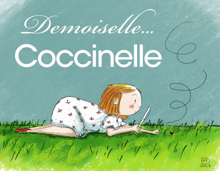 Coccinelle Demoiselle...