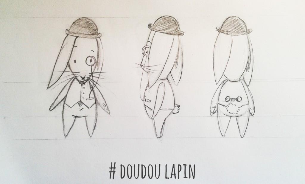 Sketche recherche personnage illustration jeunesse