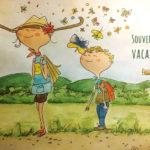illustration-jeunesse-croquis-souvenirs-de-vacances