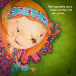 Illustration Jeunesse Capucine
