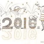 Illustration jeunesse - 2016 remplie de JOIE !