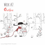 52 weeks illustration challenge outdoor