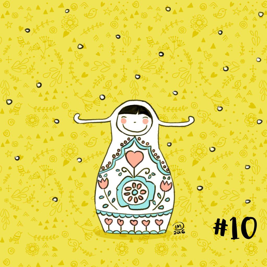 Illustration jeunesse Avent 2016 #10