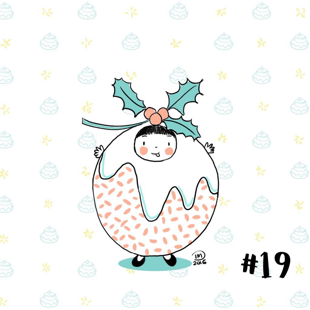 Illustration jeunesse Avent 2016 #19