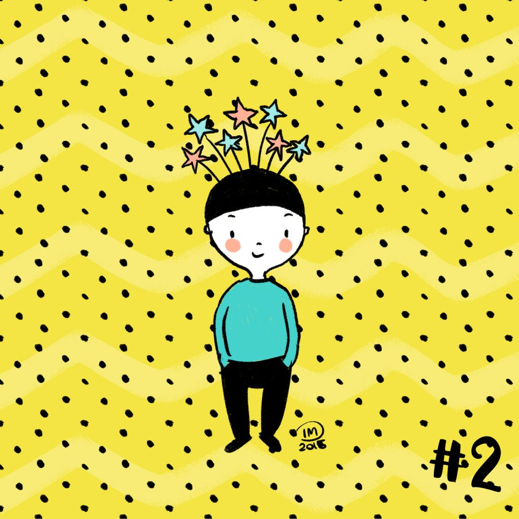 Illustration jeunesse Avent 2016 #2