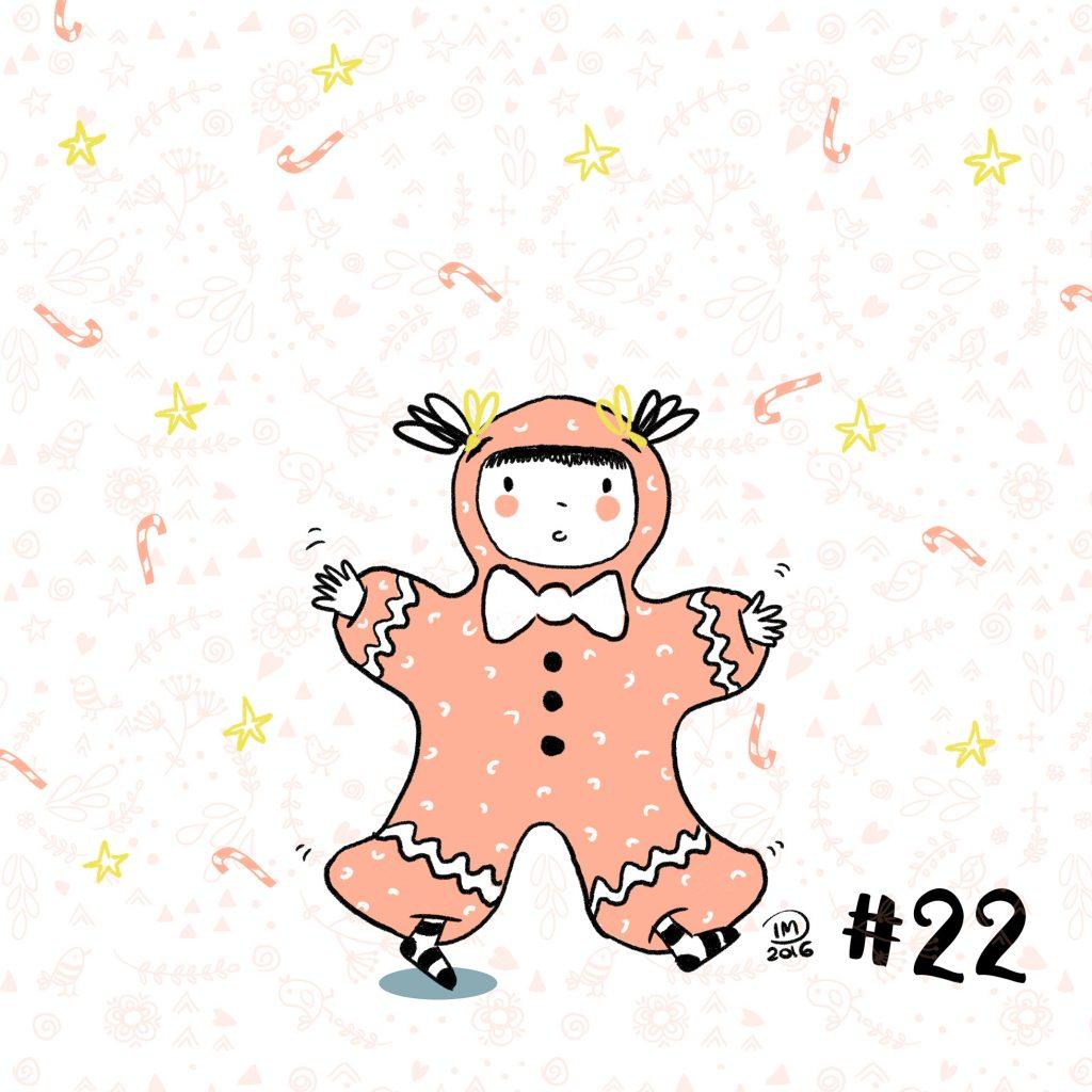 Illustration jeunesse Avent 2016 #22