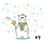 Illustration jeunesse Avent 2016 #9