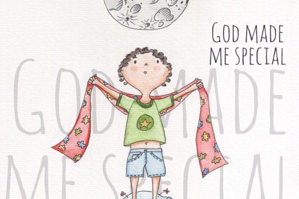Illustration journée mondiale de l'autisme