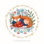 Illustration jeunesse le Petit Prince et son renard