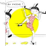 Illustration jeunesse Voleur de couleur - Mondino - Kodak