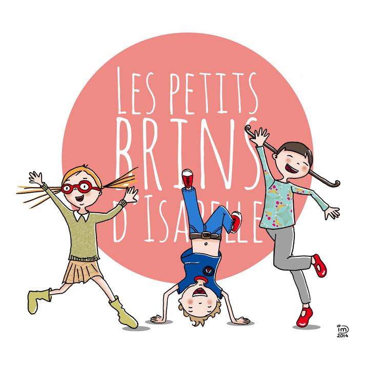 Illustration jeunesse Les Petits Brins d'Isabelle