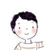 4. Bouclés foncés